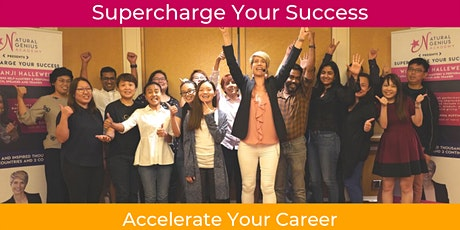 Supercharge Your Success - Accelerate Your Career tickets