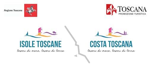 COSTA TOSCANA, DESTINAZIONE SOSTENIBILE