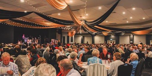 Mayor Frank Carbone  invites -  Fairfield City Council Seniors' Concert