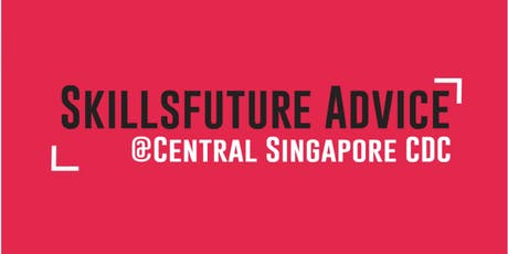 SkillsFuture Advice @ Potong Pasir Community Club tickets