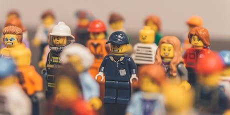 Trova il tuo Perché con LEGO® SERIOUS PLAY® biglietti