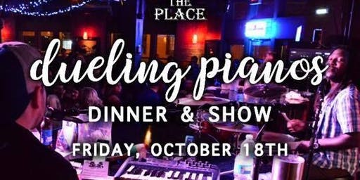 Dueling Pianos Dinner & Show