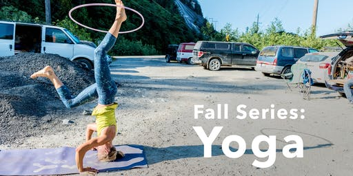 Fall Series: Yoga