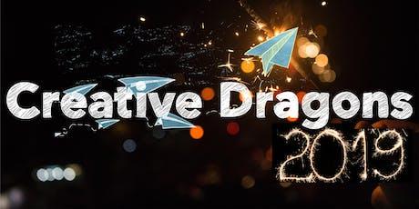 Creative Dragons 2019 biljetter