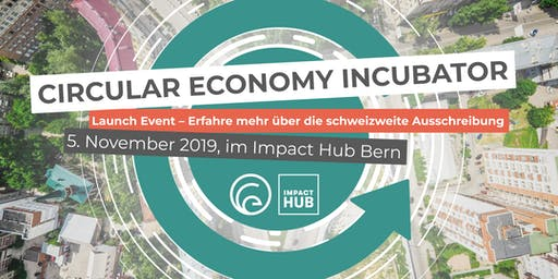 Circular Economy: Incubator Info Session