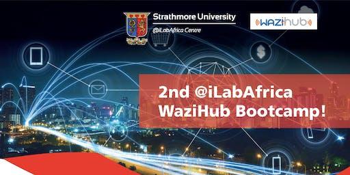 2nd @iLabAfrica WaziHub Bootcamp