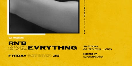 R&B OVER EVERYTHING (VOL.2) tickets