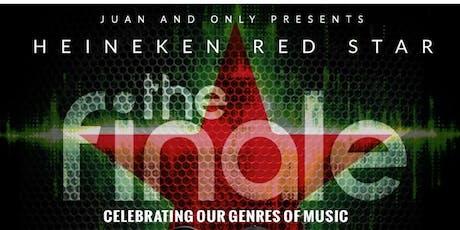 Heineken Red Star Access presents The Finale tickets