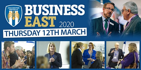 Business East 2020 tickets