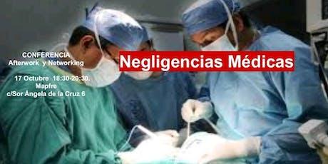 Negligencias Médicas y Responsabilidad entradas