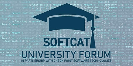 Softcat University Forum – Securing SaaS Applications tickets