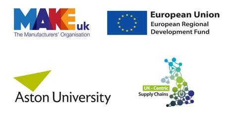 Achieving Growth in UK-Centric Supply Chains  tickets
