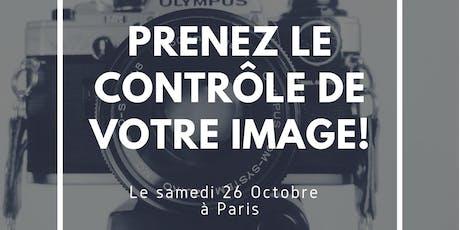 SHOOTING PHOTOS PROFESSIONNELLES & SÉMINAIRE  BY CSC billets