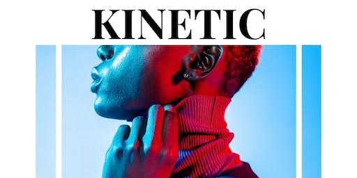 KINETIC: A LAgom Like Minds Art Event