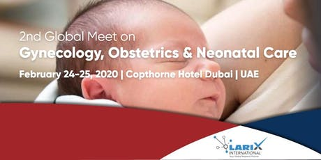 2nd Global Meet on Gynaecology, Obstetrics and Neonatal Care tickets