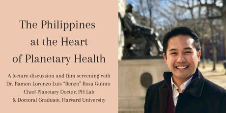 The Philippines at the Heart of Planetary Health tickets