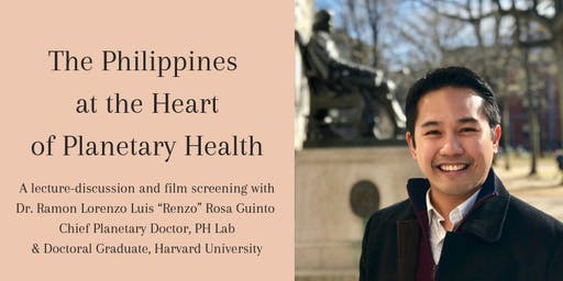 The Philippines at the Heart of Planetary Health