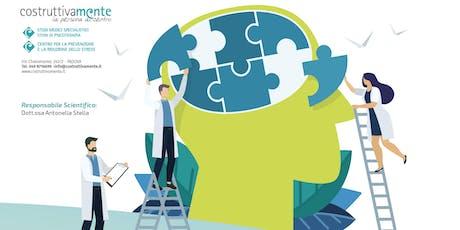 I RISVOLTI PSICOGERIATRICI DELLE PRINCIPALI  PATOLOGIE NEUROLOGICHE biglietti