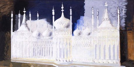 A Vision of Brighton: John Piper's Brighton Aquatints - talk by Alan Powers tickets