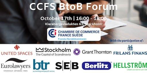 CCFS BtoB Forum