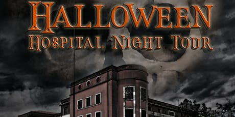 Halloween Hospital Night Tour | ore 20:00 biglietti