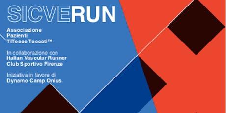 SICVE Run: correre e camminare per la tua salute vascolare biglietti