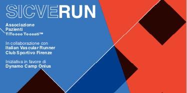 SICVE Run: correre e camminare per la tua salute vascolare