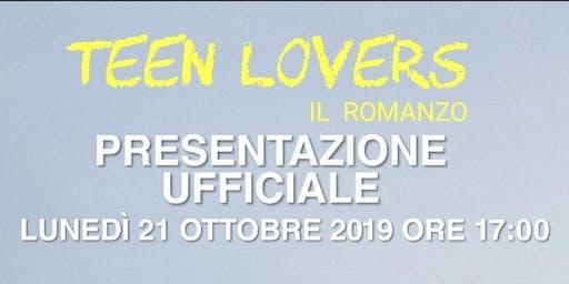 TEEN LOVERS:IL ROMANZO