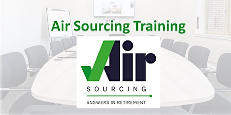 Free Air Sourcing Training - Live Webinar  tickets