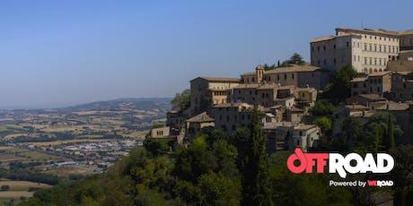 OffRoad Ognissanti Edition: nel cuore dell'Umbria biglietti