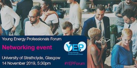 YEP Forum Networking Event, Glasgow tickets