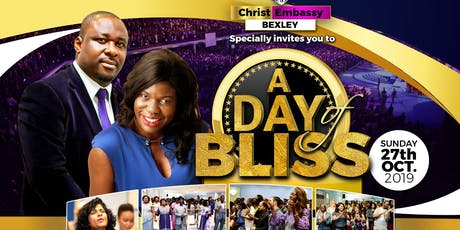 A Day of Bliss Conference in Swanley tickets