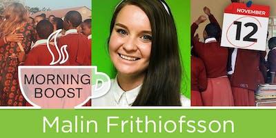 Morning Boost - Malin Frithiofsson