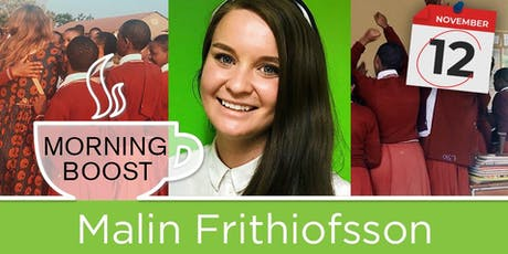 Morning Boost - Malin Frithiofsson tickets