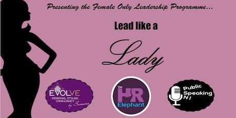 Lead Like A Lady tickets