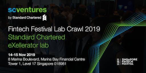 Standard Chartered Fintech Festival Lab Crawl 2019 @ eXellerator
