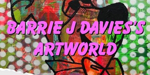 Barrie J Davies' Artworld