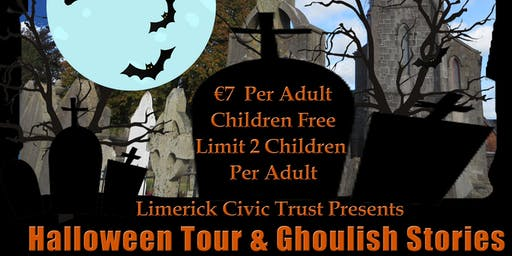 Halloween Tours & Ghoulish Stories