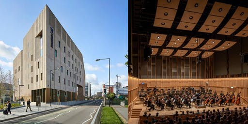 Architecture, Music, Politics: From Concert Hall to Town Hall