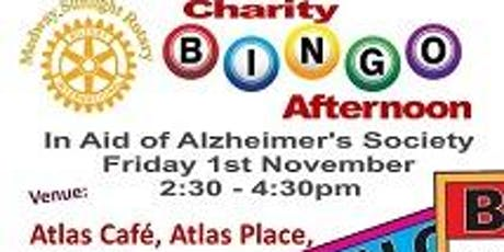 Charity Bingo in aid of Alzheimer's Society tickets