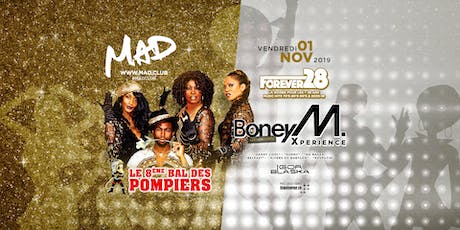 FOREVER 28 - BONEY M EXPERIENCE billets