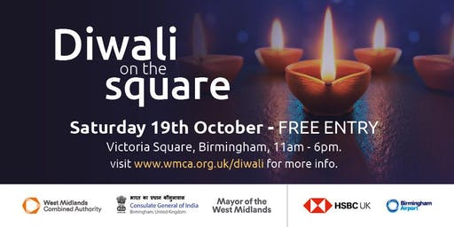 Diwali on the Square 2019