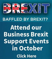 Brexit Readiness Events logo