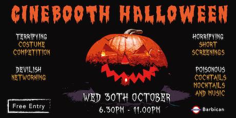 Halloween Horror Shorts Screening & Networking tickets