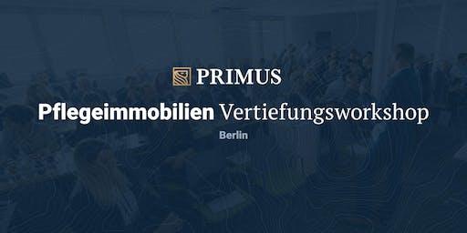 PRIMUS Pflege Vertiefungsworkshop – Berlin