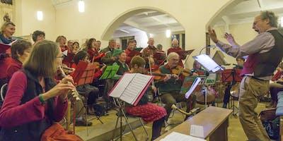 The Ridgeway Singers & Band – West Gallery Carols