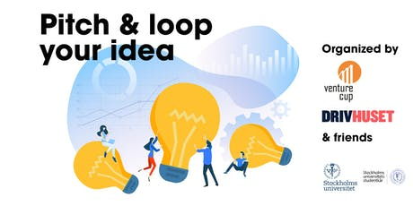 Learn how to pitch a business idea tickets
