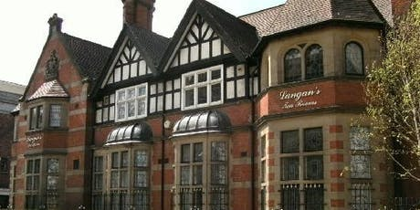Burton Professional Network Lunch - Langan's Tea Rooms - Thursday 24th October 2019 tickets