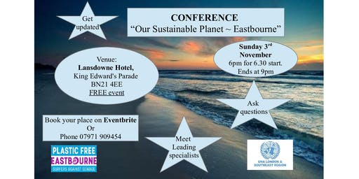 Our Sustainable Planet ~ Eastbourne