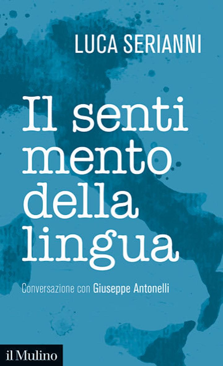 Immagine Eliseo Cultura: incontro con Luca Serianni